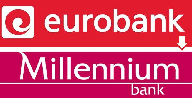 FUZJA: Millennium przejmuje eurobank