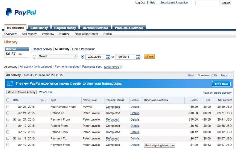 Czy komornik może zająć PayPal?