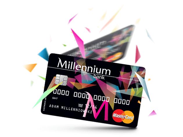Millennium Bank - karta prepaid