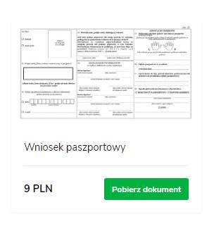 paszport wniosek ostrow wielkopolski